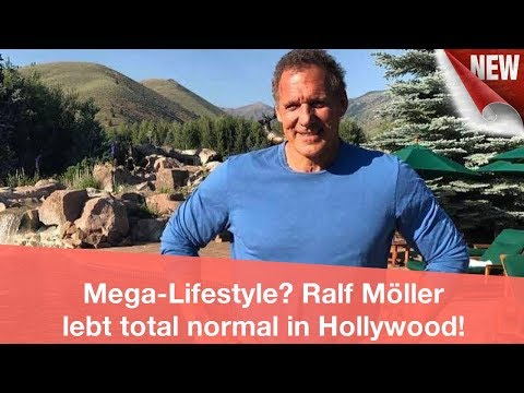 Mega-Lifestyle? Ralf Möller lebt total normal in Hollywood! | CELEBRITIES und GOSSIP