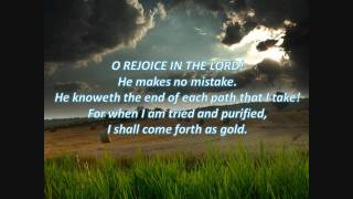 Rejoice in the Lord.wmv