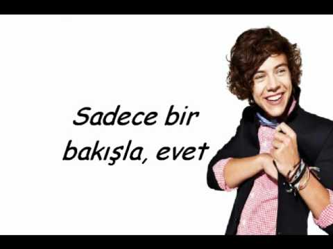 One Direction - Stole My Heart(Türkçe)