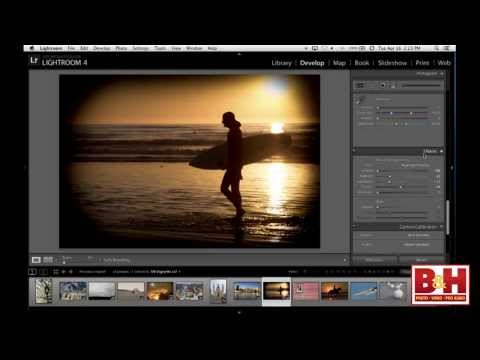 Optimizing Photos in Lightroom