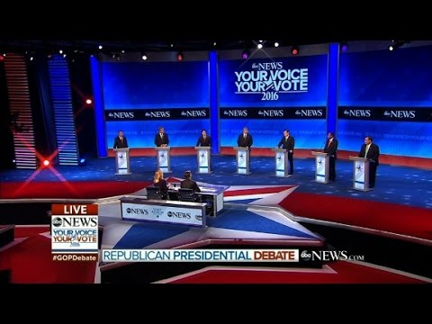 'SNL' mocks ABC's GOP debate intro flub