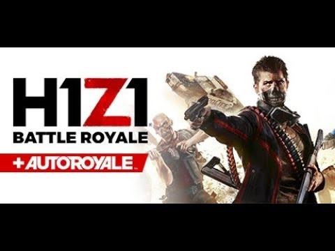 [Gameplay Español] - H1Z1 - Ahora Free to play!