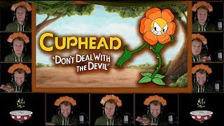 "CUPHEAD ""Floral Fury"" Acapella Cover (Flower Boss Battle Theme)"