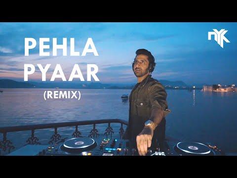 Pehla Pyaar Remix | Kabir Singh | DJ NYK & Aroone ft. Sahil Khan | Armaan Malik | Vishal Mishra