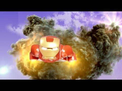 LEGO Super Heroes - Iron Man's New Toy / Thor's Old Rival