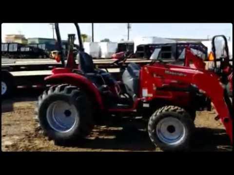 Mahindra 3016 HST - Mahindra Tractor