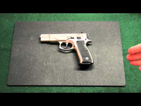 CZ 75B: Review & Shoot