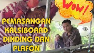 Download Lagu PEMASANGAN KALSIBOARD PLAFON DAN DINDING Gratis STAFABAND