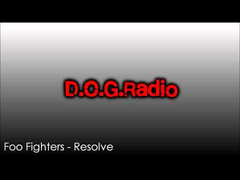 Foo Fighters - Resolve