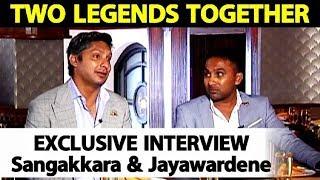 Sangakara, Jayawardene on World Cup 2019, Virat Kohli and MS Dhoni | Sports Tak