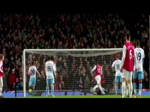 Robin van Persie's All 37 Goals in 2011/2012 season for Arsenal