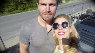 Stephen Amell & Emily Bett Rickards | Don