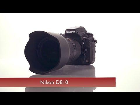 Hands-On Review: Nikon D810