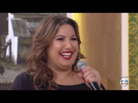 Encontro com Fátima Bernardes 24012019 - Gabriel Diniz e Mariana comentam o sucesso de Jenifer
