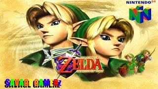 The Legend of Zelda: OCARINA OF TIME [PART  1]