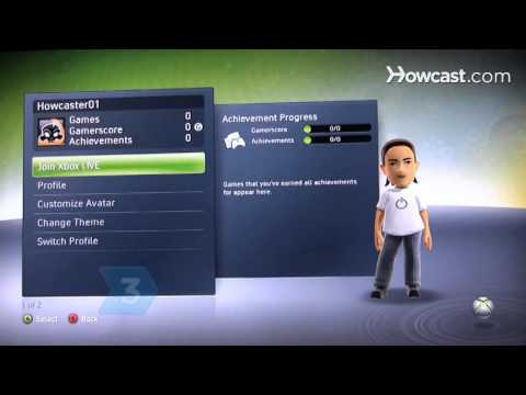 How to Play Other People Online with Xbox 360