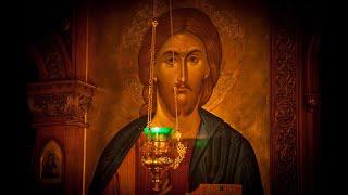 Молитвы на греческом с транскрипцией