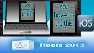 iTools - (NO JAILBREAK) How to project ipod ipad and iphone screen to computer