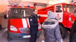 2017 02 08 Miesto ritmas. Šilalė ugniagesių savanorių skaičiumi lyderiauja Lietuvoje