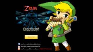 Zelda Theme Remix Dusbtep - Dadadef