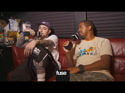 Wiz Khalifa, Mac Miller, and More: Under The Influence Backstage Tour