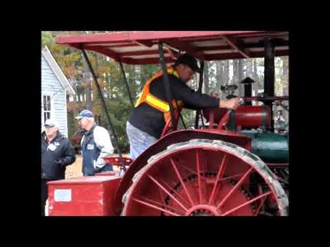 1922 Eagle Tractor Driving ....sounds AWESOME!!!!