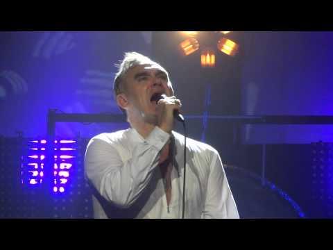 Morrissey (Yes, I Am Blind) @ Orpheum Theatre, Memphis