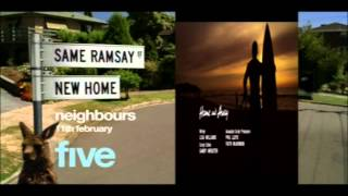 Neighbours on Channel Five Promos