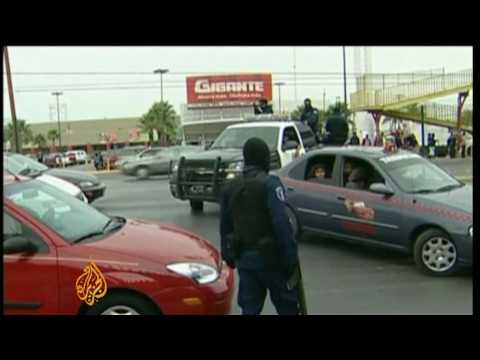 Mexico drug war cartels join forces Video