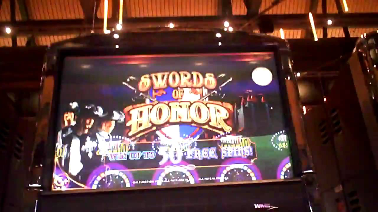 Swords of honor slot