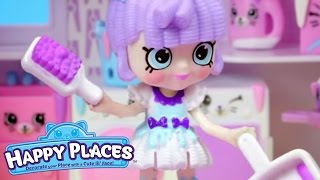 HAPPY PLACES | SHOPKINS | Milly Mops to the Rescue!