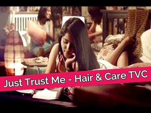 Hair n Care latest Ad ft Shraddha - Hostel Ca...