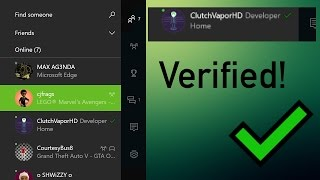 HOW TO BECOME VERIFIED/DEVELOPER ON XBOX ONE (EASY STEPS)
