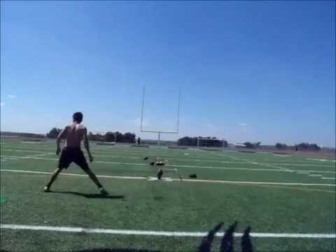 David Albert Juan Seguin High School Kicker 50 Yard Field Goals