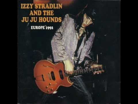 Izzy Stradlin - Shuffle It All (Live at the Metro 1993)