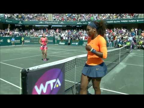 2013 Family Circle Cup Final WTA Highlights
