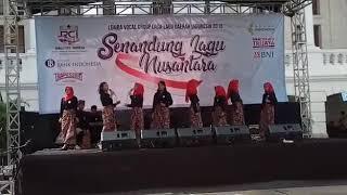 Download Lagu Sinanggar Tulo - D'VOMA | Babak Final | Senandung Lagu Nusantara | RCI - 1 April 2018 Gratis STAFABAND