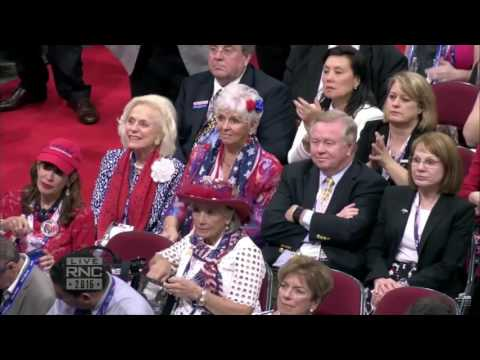 GOP National Convention: Gov. Mary Fallin