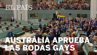 Australia aprueba el matrimonio homosexual | Internacional