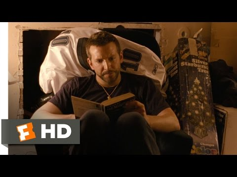 Silver Linings Playbook (1/9) Movie CLIP - A Farewell to Arms (2012) HD