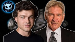 Harrison Ford tutored Alden Ehrenreich on how to be Han Solo