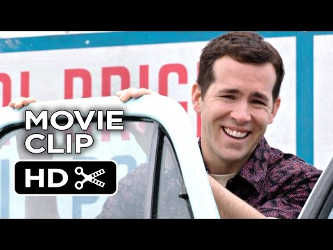 The Voices Movie CLIP - I Hit a Deer (2015) - Ryan Reynolds Horror Comedy HD