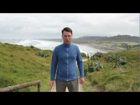 Coastal Processes at Muriwai Beach Part 1 of 6