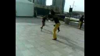 رقص برازيلي في دبي