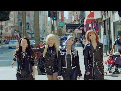 2NE1 - HAPPY (Japanese Ver.) Short Ver.