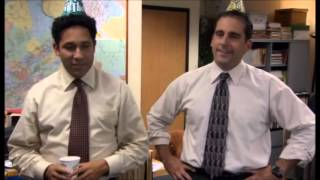 The Office Season 1 Funny Moments
