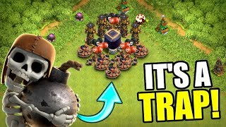 NO UPDATE NO PROBLEM!! TAKE MY LOOT! I DONT NEED IT! - Clash Of Clans