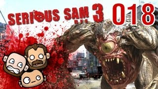 LPT: Serious Sam 3 #018 - No Country for Old Men [720p] [deutsch]