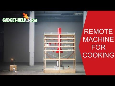 Restaurant kitchen equipment - Automatic cooking machine