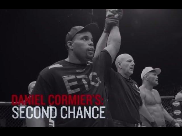 UFC 187: Daniel Cormier's Second Chance